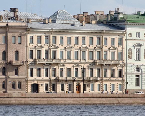 Дом Ф.М. Скляева